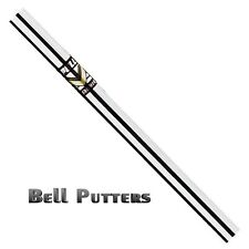"""Apollo Golf Putter Shaft-43"""" Belly Straight Non-Offset Stepless Steel-Select Qty"""