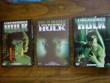 L'INCREDIBILE HULK - STAGIONE 1-VOLUME 2-STAGIONE 4 COME NUOVI!!!!!