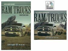 2015 Dodge Ram Truck User Guide plus Owner Manual DVD Operator Book Fuses