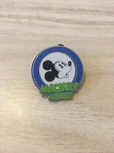 Walt Disney Classic Mickey Mouse Circle Pin Badge 2010