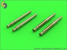 MESSERSCHMITT Bf 109 E/T ARMAMENT SET (MG 17, MG FF BARRELS) #32060 1/32 MASTER