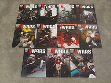 V WARS 1-11 Complete IDW - VAMPIRES! Jonathan Mayberry, Alan Robinson Art NM/NM+