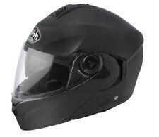 Caschi convertibili grigio moto per la guida di veicoli