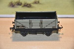 Tin Plate. HORNBY by MECCANO. 5 Plank Open Wagon. 12T E404844. Near Mint. No.1