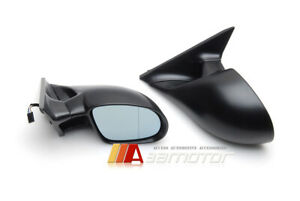M3 Look Electric Heating Side Mirrors 2PCS Set fits BMW E36 3-Series Coupe RHD