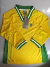 Maglie da calcio di squadre nazionali giallo taglia XL