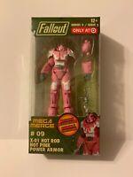 Fallout Mega Merge Series 2 - X-01 Hot Rod Hot Pink Power Armor #09 Target Excl.