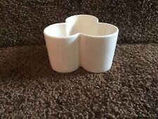 Yankee Candle Triple Ceramic Beige Mixology Votive Candle Holder New Rare