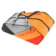 Head Elite 9R Supercombi Orange 2017 Tennistasche Tennis bag