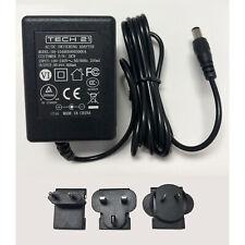 USEDPEDALS 9v AC Power Supply for Tech 21 SansAmp Classic 1999 20 GT2 Tri-AC XDI