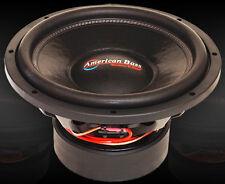 "NEW American Bass HD15D1 15"" Car Sub Stereo Woofer 4000 Watt DVC 1 Ohm Subwoofer"