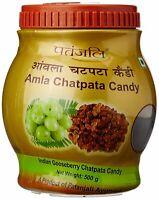 Patanjali Swami Ramdev Amla Chatpata Candy -500gm