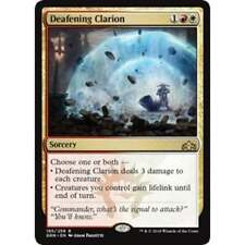 1x DEAFENING CLARION - Guilds of Ravnica - MTG - NM - Magic the Gathering