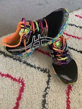 Para Hombre Zapatos Asics Gel Noosa Tri8 Maratón De Triatlón Running Shoe UE tamaño 46.5   12 de EE. UU.
