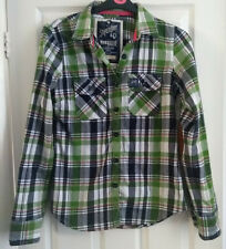 Ladies Superdry Shirt Size M