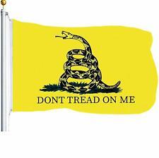 3x5 1st Navy Jack Gadsden Don/'t Tread 210D Nylon Flag 3/'x5/'