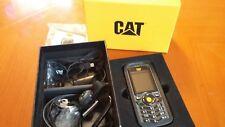 CAT b25 dual sim Cellulare-Nero
