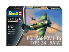 1/32 Revell WWII Russian I-16 Type 24 Rata #3914