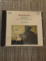 Ludwig van Beethoven : Bagatelles Op33, 119 & 126 CD