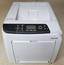 RICOH Aficio SP C320DN COLOR Laser Printer