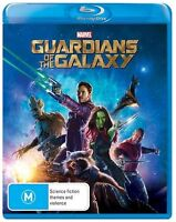 Guardians Of The Galaxy Blu-Ray NEW