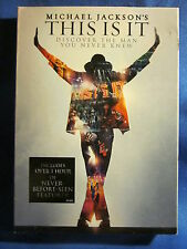 Michael Jackson's This Is It DVD Sealed