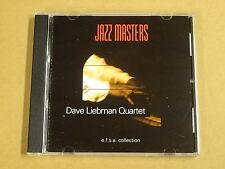 CD / JAZZ MASTERS - DAVE LIEBMAN QUARTET