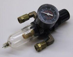 """Norgren B07-101-M1KA Filter Regulator, 1/8"""" Port, w/ Gauge"""