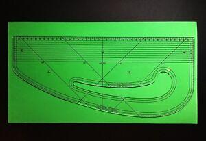 Pattern Maker - Fashion Master - Metric - Acrylic - Design-Surgery®