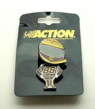 NASCAR Dale Jarret #88 UPS Race Team Car Bobble Head Lapel Hat Pin New MIB