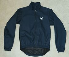 Castelli Gore Windstopper Cycling Jacket Mens Size M