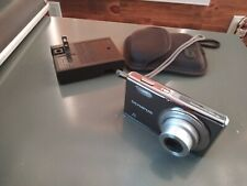 Olympus FE4000 Digital Camera 12MB Excellent Condition, Case, Charger 2GB MSD