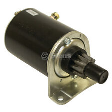 Mega-Fire Electric Starter 12V 10 Teeth Replaces: 21163-7003 (435-251)