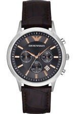 Emporio Armani Renato Grey Dial Men's Chronograph Watch AR2513