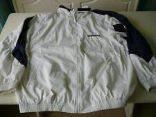 veste de survetement Donnay vintage Blanc XL