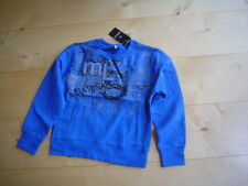 Sweat, Blue V. Mills Size 122-140