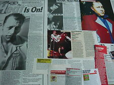 REVEREND HORTON HEAT - MAGAZINE CUTTINGS COLLECTION (REF S14)