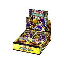 Future Card BUDDYFIGHT Vol. 1: Dragon Chief Booster Box of 30 Packs BRAND NEW!!