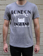 Marc Jacobs London City Gray White T-Shirt M NWT