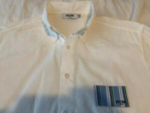 mens moschino shirt