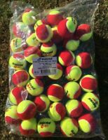 Coaches Special - 144x Babolat Mini Tennis Coaching Red Junior Tennis Balls..?