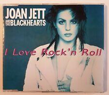 JOAN JETT : I LOVE ROCK'N' ROLL ♦ Rare French Maxi-CD ♦