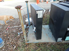 "RV/Truck/Trailer/Toyhauler, Fuel Tank, 30 Gallon, 35"" X 32"" X 6"", Metal, New, #1"