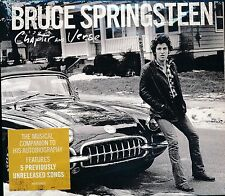 BRUCE SPRINGSTEEN (CHAPTER & VERSE - GREATEST HITS CD SEALED + FREE POST)