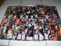 *X-FILES LOT 2-8, 10-34,35-38, 41 topps comics