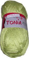 Schoeller + Stahl Tonia uni (6) gift - 100 g