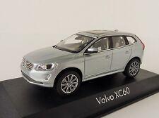Volvo XC 60 2013 1/43 Norev (elettric Silver)
