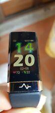 Smartband watch  Fitness Baakey V19 elettrocardio ECG PPG Ossigeno sangue IP68.