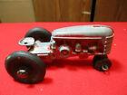 Vintage Farmall Cast Iron Farm Toy Tractor