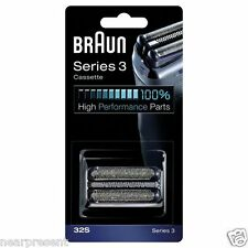 Braun combipack 32S NEW Are Compatible with the New and Old Series 3 Razor